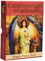 Cartes Des Archanges Doreen Virtue Amazon